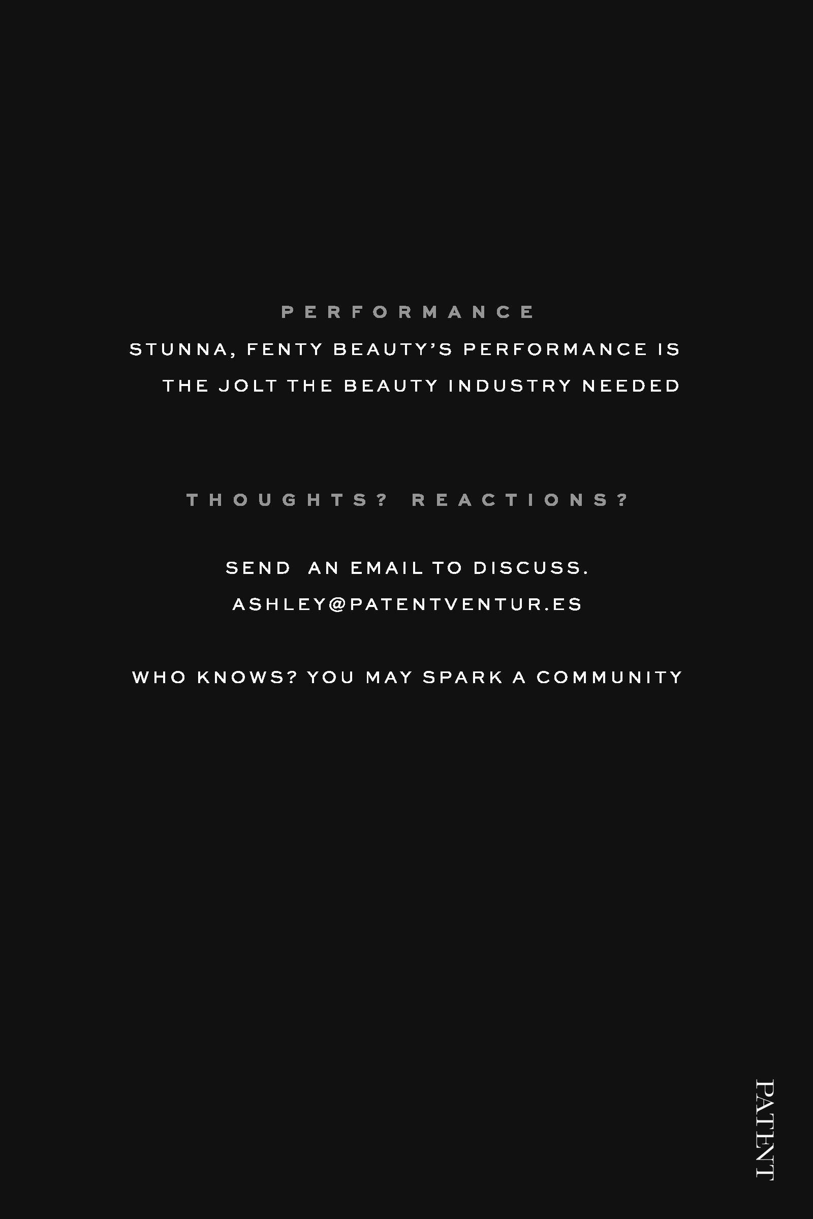 Stunna, Fenty Beauty s Performance Is the Jolt the Beauty Industry Needed-page-012